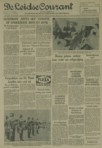 Leidse Courant 1964-02-24