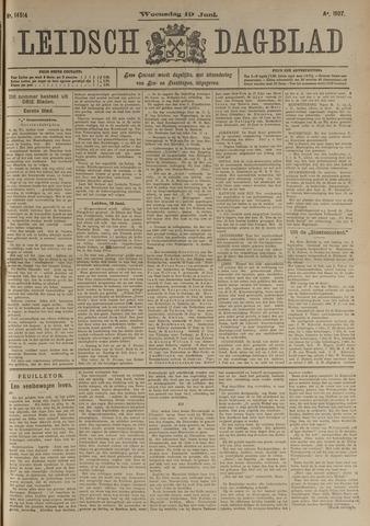 Leidsch Dagblad 1907-06-19