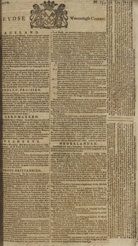 Leydse Courant 1770-11-07
