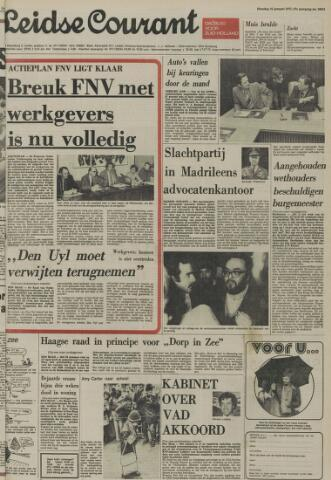 Leidse Courant 1977-01-25