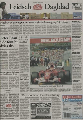 Leidsch Dagblad 2004-03-05