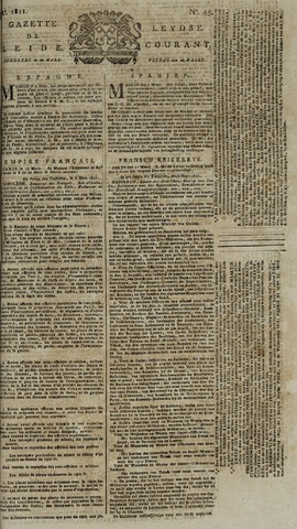 Leydse Courant 1811-03-22