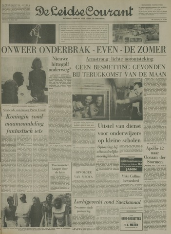 Leidse Courant 1969-07-25