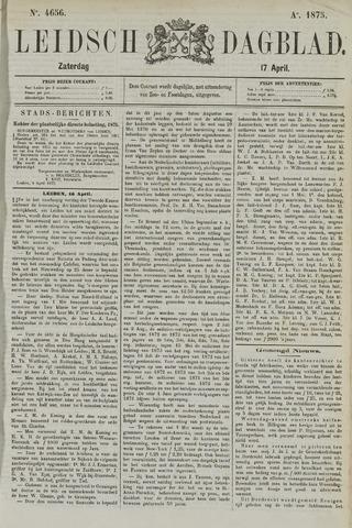 Leidsch Dagblad 1875-04-17