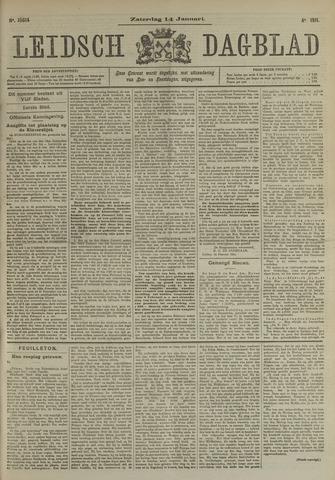 Leidsch Dagblad 1911-01-14