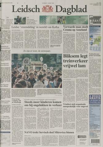 Leidsch Dagblad 2000-08-14