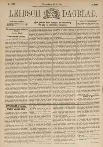 Leidsch Dagblad 1893-05-05