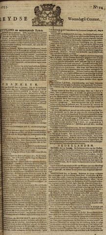 Leydse Courant 1753-01-31