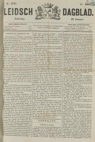 Leidsch Dagblad 1869-01-23