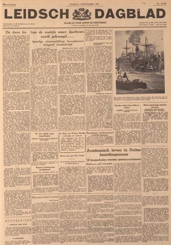 Leidsch Dagblad 1947-09-09