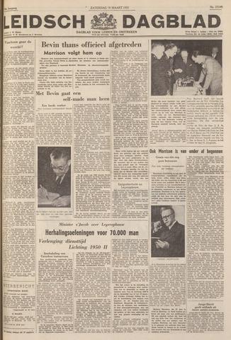 Leidsch Dagblad 1951-03-10