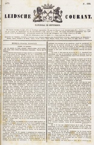 Leydse Courant 1873-09-20