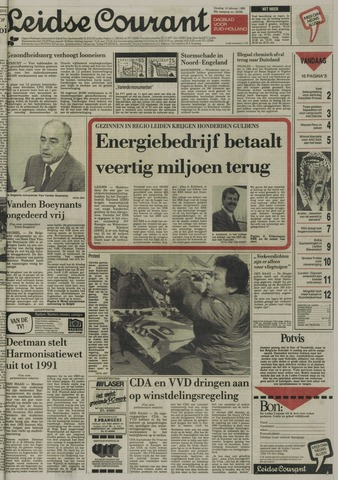 Leidse Courant 1989-02-14