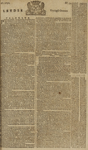 Leydse Courant 1752-05-05