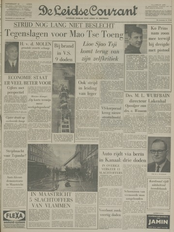 Leidse Courant 1967-01-16