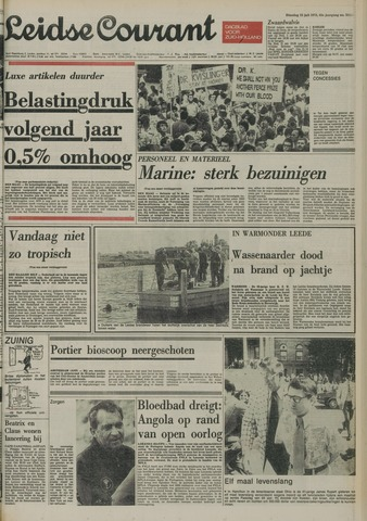 Leidse Courant 1975-07-15