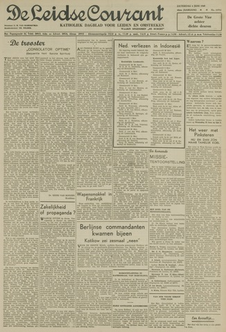 Leidse Courant 1949-06-04