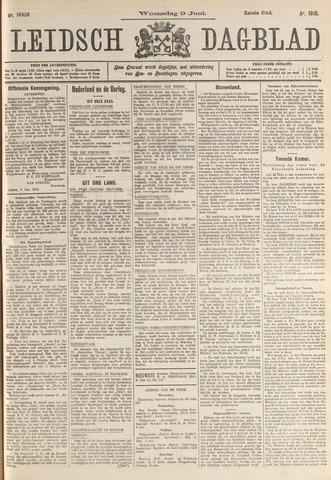 Leidsch Dagblad 1915-06-09