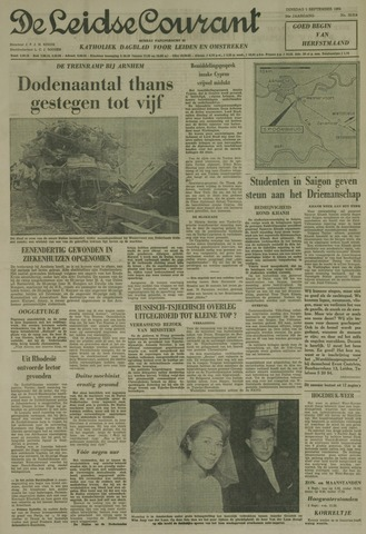 Leidse Courant 1964-09-01