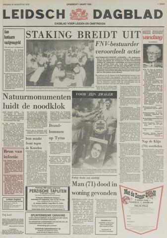 Leidsch Dagblad 1979-08-24