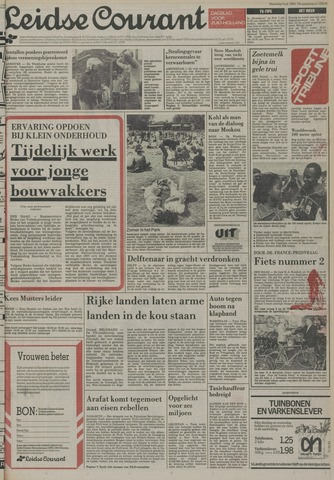 Leidse Courant 1983-07-04
