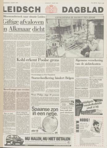 Leidsch Dagblad 1990-03-01