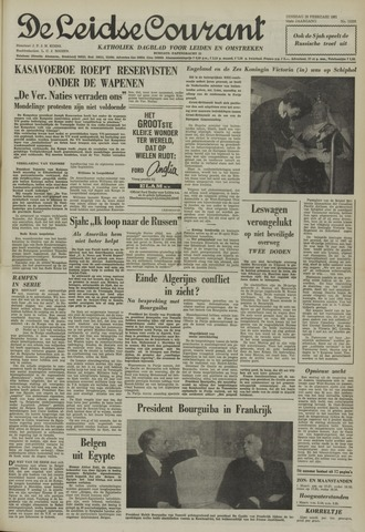 Leidse Courant 1961-02-28