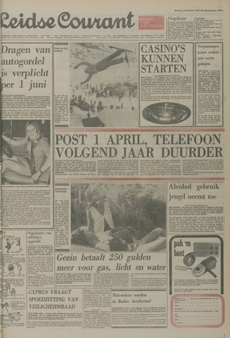 Leidse Courant 1975-02-18