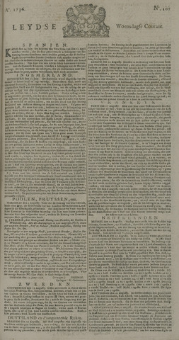 Leydse Courant 1736-08-22