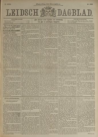 Leidsch Dagblad 1896-12-12