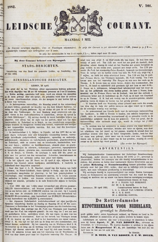 Leydse Courant 1882-05-01