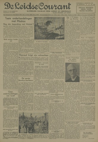 Leidse Courant 1948-08-11