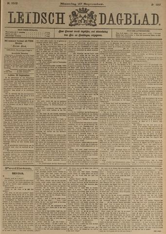 Leidsch Dagblad 1897-09-27