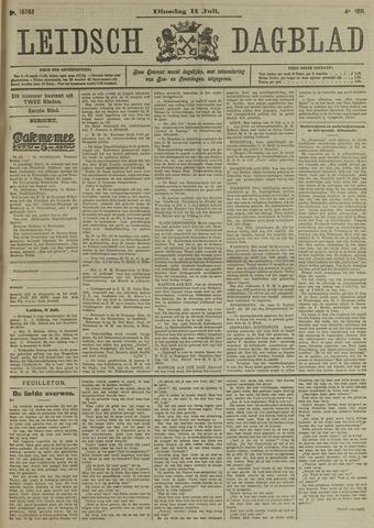 Leidsch Dagblad 1911-07-11