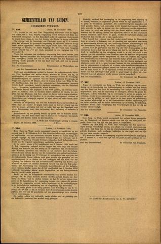 Handelingen van de Raad 1881-11-14