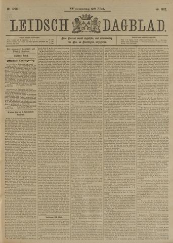 Leidsch Dagblad 1902-05-28