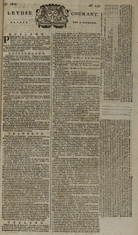 Leydse Courant 1807-11-20