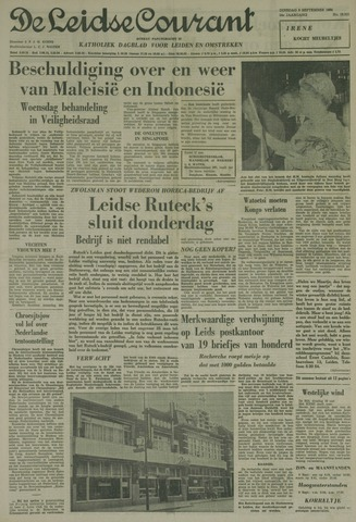 Leidse Courant 1964-09-08