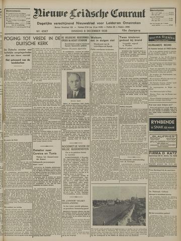 Nieuwe Leidsche Courant 1938-12-06
