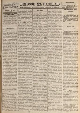Leidsch Dagblad 1921-07-21