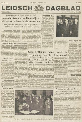 Leidsch Dagblad 1956-12-03