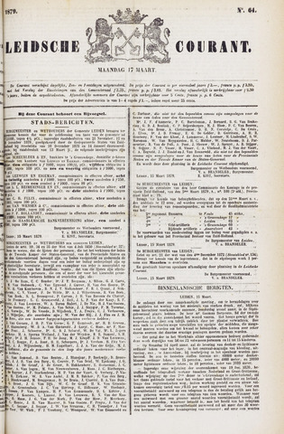 Leydse Courant 1879-03-17