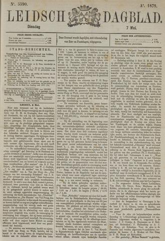 Leidsch Dagblad 1878-05-07
