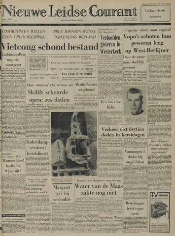 Nieuwe Leidsche Courant 1965-12-27