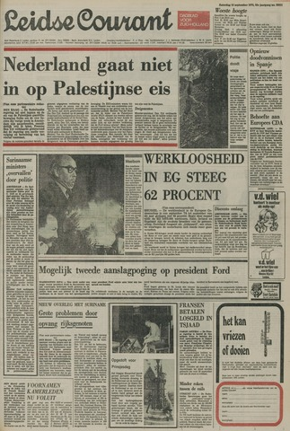 Leidse Courant 1975-09-13
