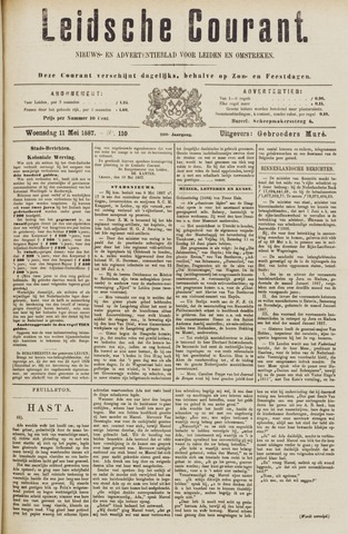 Leydse Courant 1887-05-11