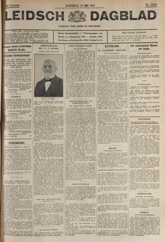 Leidsch Dagblad 1933-05-10