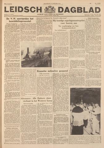 Leidsch Dagblad 1951-01-15