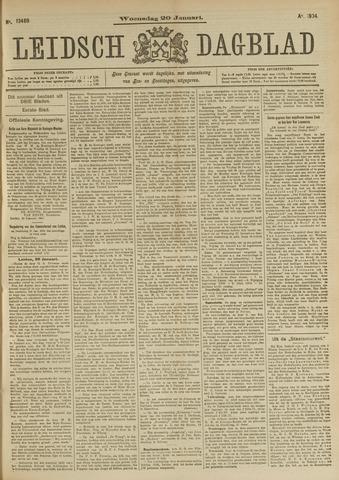 Leidsch Dagblad 1904-01-20