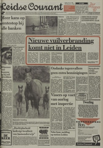 Leidse Courant 1987-06-19